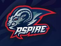 """Aspire"" Client eSports Mascot"