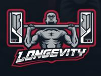 Longevity eSports Mascot