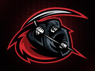Reaper Sports Logo (Pre-Made)