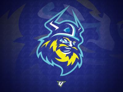 Viking Premade Logo