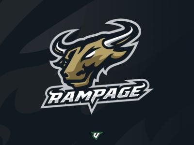 Bull Premade Logo (For Sale)