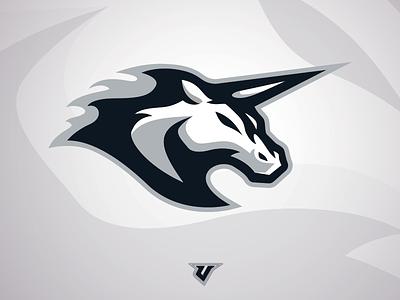 Unicorn Logo sports logos adobe mascot logo adobe photoshop vector logo esports sports illustrator vector logo esports logo adobe illustrator sports mascot illustration sports logo mascot