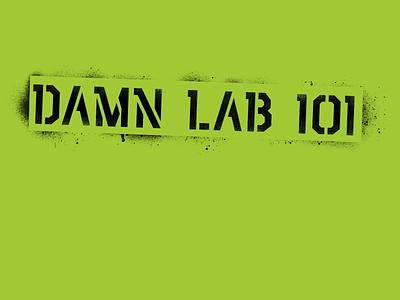 Damn Lab 101 - stancil logo bike logotipos logotipo typography branding logos damn lab 101 logodesign brand designer logo design logotypedesign brand identity graphic design design logotype design logotype logo