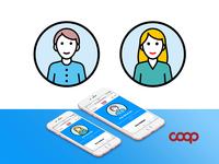 Coop - Avatar/User