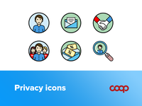 Privacy Icon - Coop