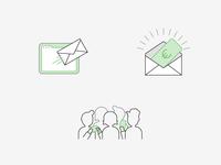 Foorban - Illustration Member get Member