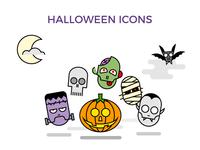 Halloween - Icon Set