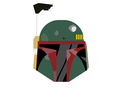 Boba Feet - STar Wars design icon human bounty hunter guerre stellari starwars star wars boba feet helmet boba feet