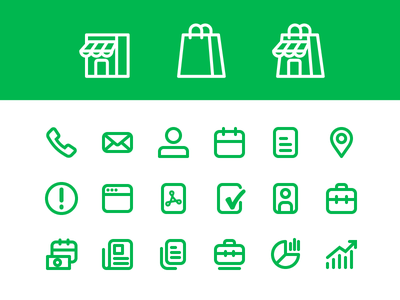 Icon set for Soisy icon app icons pack iconography icon designer icon design navigation store outline icon set outline monocrome monocrome outline illustration soisy outline icons outline icon outline lending icons icon set vector icon