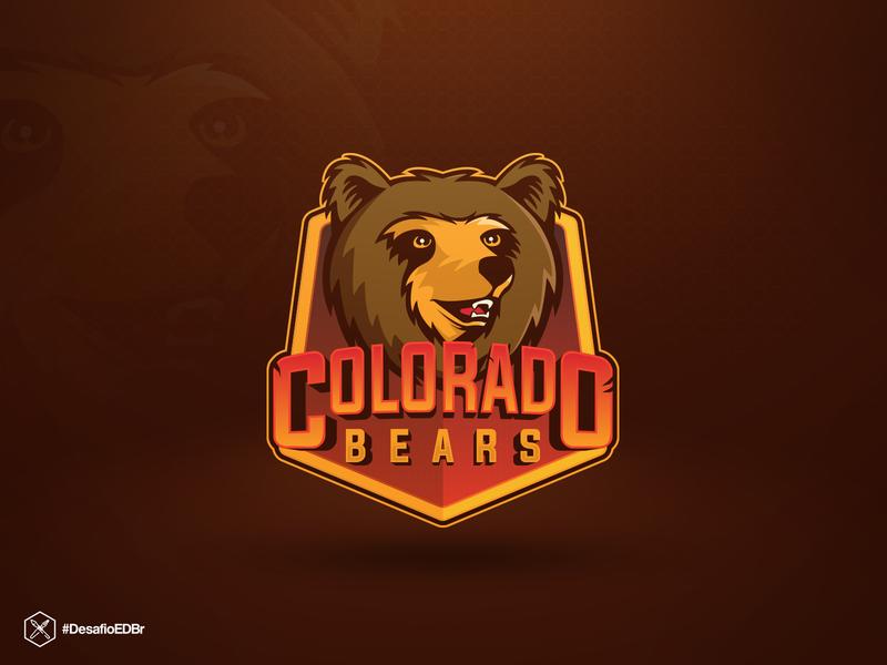 Colorado Bears - Esports Concept esports mascot esports logo esportlogo logotype esports logo brazil design branding