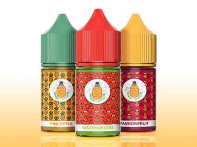 Sweet & Simple Vape Co. Packaging