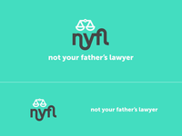 Not Your Father's Lawyer Logo Sheet