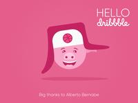 HELLO DRIBLE!!!