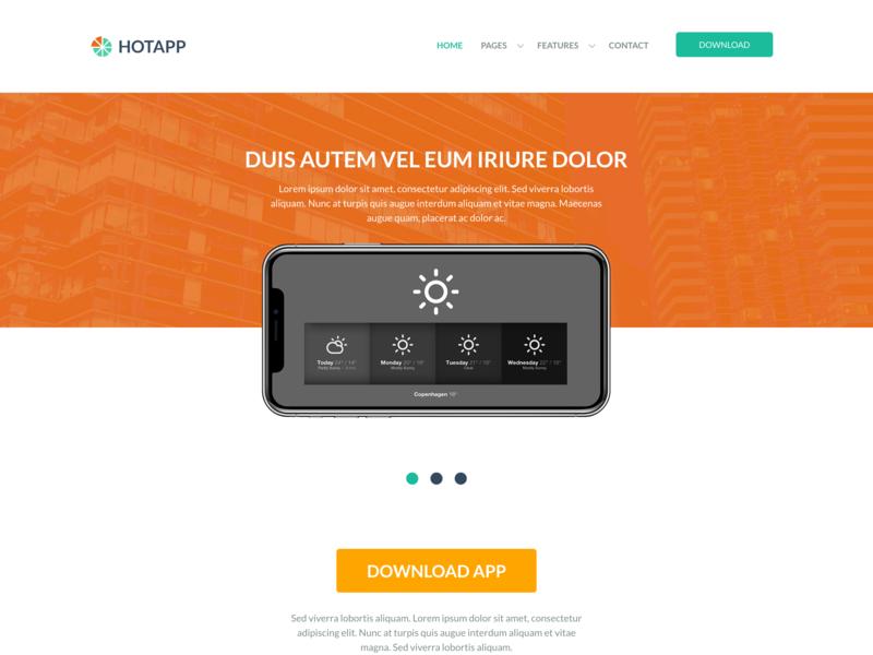 Hot App responsive design responsive joomla templates joomla template template joomla