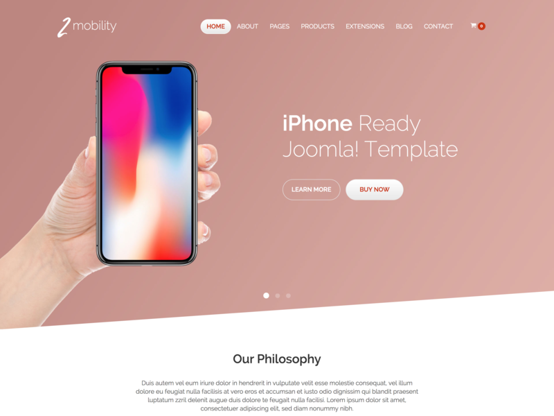 Hot Mobility gadget gadgets macbook ipad iphone apple online shop ecommerce responsive design responsive template joomla template joomla