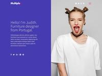 Multiplex Portfolio Theme
