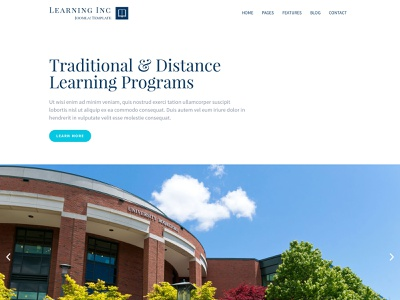 Hot Learning learning university education website education responsive design joomla template template joomla responsive
