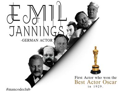 Emil Jannings - German Actor