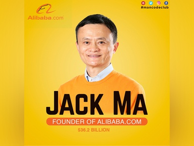 Jack Ma founder of Alibaba.com