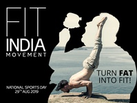 Fit India Movement National Sports Day 29th August 2019