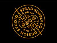 SSCO - Badge