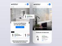 Sanitary - Mobile First