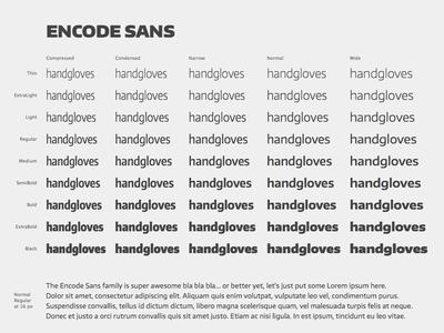 Encode Sans 45 Free Fonts
