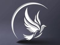 Logo design abstract