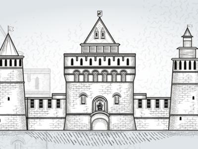 Medieval castle 🏰