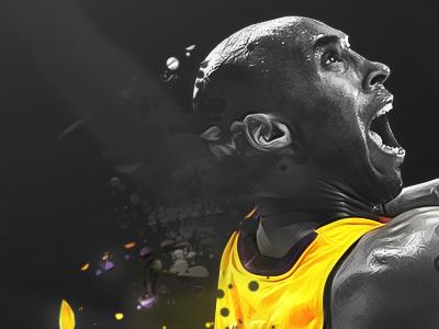 Kobe Bryant kobe bryant ad design rated fun
