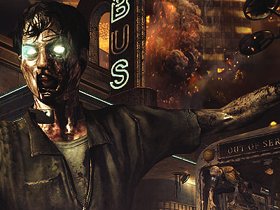 Black Ops 2 Zombies Poster by Zach Tyler on Dribbble