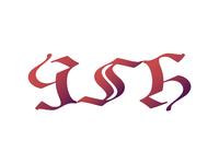 JSH - Ambigram Logo