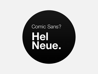 Helvetica Rocks clean coaster helvetica neue typogaphy