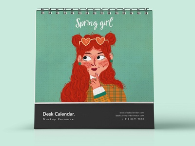 Spring girl5
