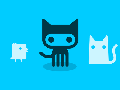 Better Jawline [Free Download] icon icons geomicons octocat github illustration meow