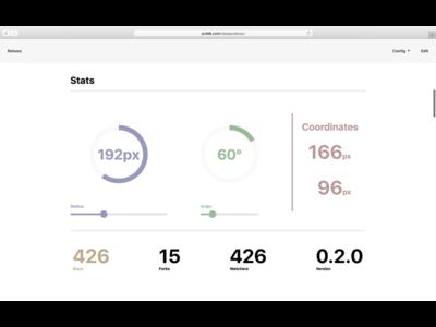 Rebass Bold Demo web components ui react