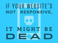 If your website's not responsive...