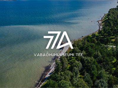 Vabaõhu logo branding icon web website webdesign ux ui design