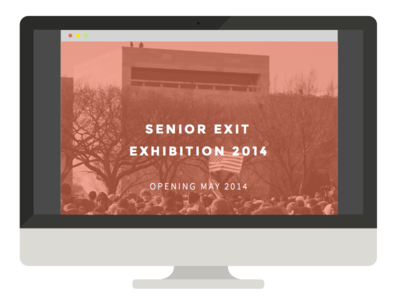 Senior Exit Exhibition: Opening
