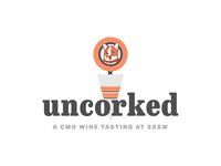 Uncorked: Logo