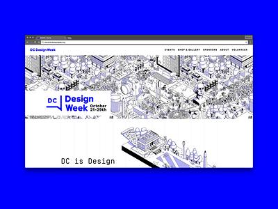 DC Design Week 2016: Website aiga dc jekyll siteleaf development web development dc design week dc