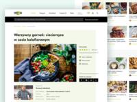 Kuchnia+ redesign