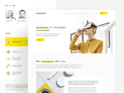 Accelpoint Website