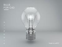Bulb For C4D