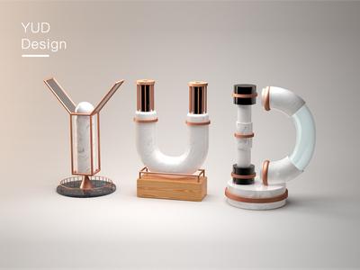 YUDesign design yud c4d