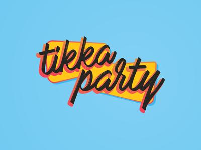 Tikka Pary | Logo