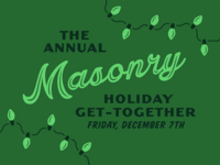 Masonry Holiday Party