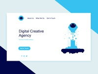 New wrisasoft website design