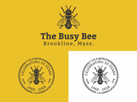 The Busy Bee - 50 years