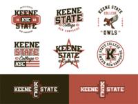 Keene State Vintage(ish) Apparel Concepts